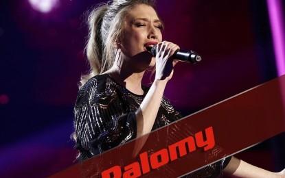 """Palomy pese a inundarnos de sentimientos con su versión de """"La fuerza del corazón"""" de Alejandro Sanz, no pasó el corte a semifinales"""