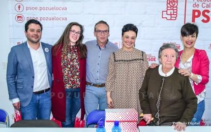 """Pilar Zamora en Pozuelo de Calatrava: """"Mientras nos maten, no vamos a poder ser iguales"""""""