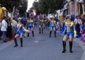 Torralba de Calatrava: Originalidad, colorido y fantasía centraron el desfile de Carrozas y Comparsas