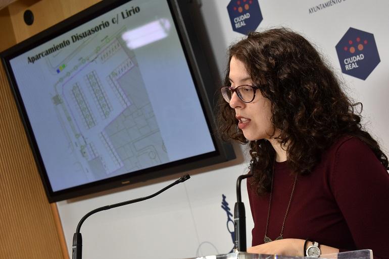 Ciudad Real La Junta de Gobierno adjudica las obras del aparcamiento disuasorio de la calle Lirio