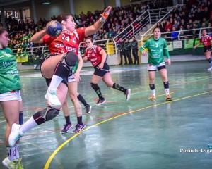 El Soliss BM Pozuelo concluyó la liga con un mal partido en el Macarena Aguilar