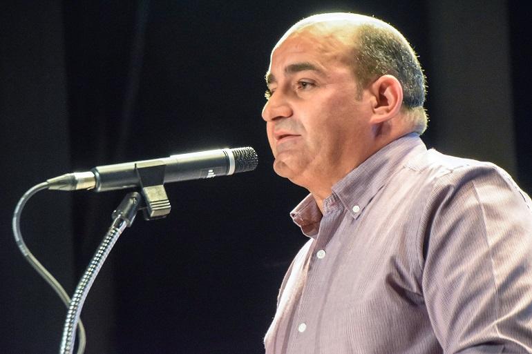 Julian Triguero candidato a la reeleccion de la alcaldia de Pozuelo