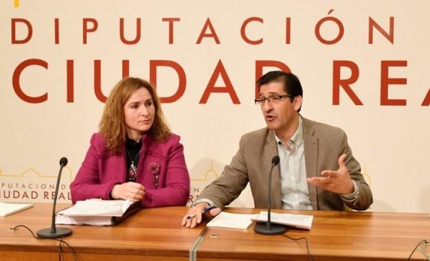 La Diputación destina el remanente de 2018 a un plan extraordinario de obras, a carreteras y a la tercera fase del pabellón ferial