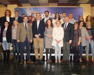 Miguelturra: Luis Ramón Mohíno encabeza la candidatura del PP a la Alcaldía