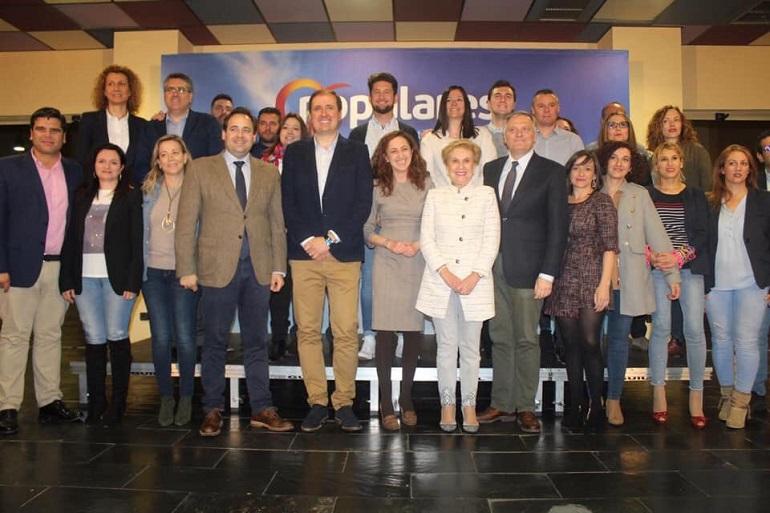 Miguelturra Luis Ramón Mohíno encabeza la candidatura del PP a la Alcaldía
