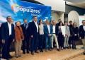 Multitudinario acto en Malagón para presentar la candidatura del Partido Popular