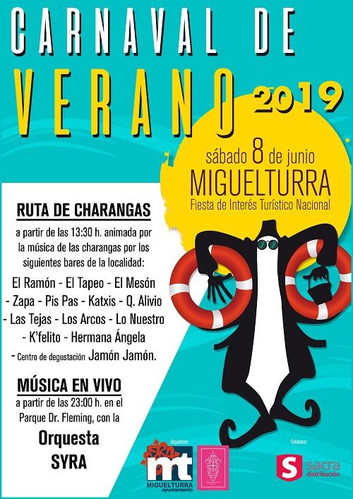 Carnaval Verano Miguelturra
