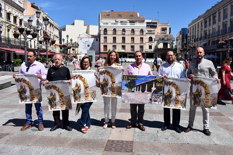 Ciudad Real Actividades programadas para la celebración de la Romería de la Virgen de Alarcos