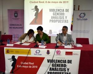 Ciudad Real: La Concejalía de Igualdad analiza la formación  y coordinación necesaria contra la violencia de género