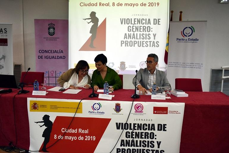 Ciudad Real La Concejalía de Igualdad analiza la formación y coordinación necesaria contra la violencia de género