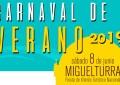 Miguelturra tendrá de nuevo su Carnaval de Verano el próximo 8 de junio