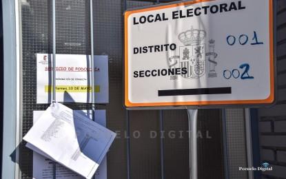 Preparado todo el dispositivo para Elecciones 26-M