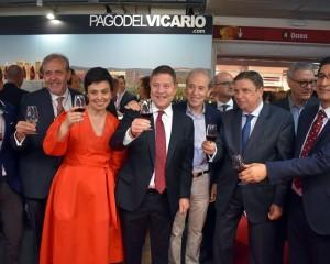 """Pilar Zamora: """"no me cabe duda  de que FENAVIN es una Feria de 10"""""""