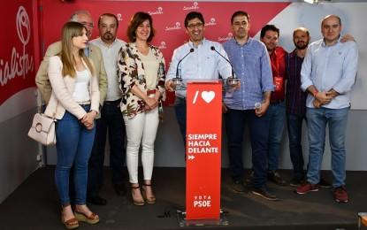 Triunfo arrollador del PSOE en la Diputación de Ciudad Real y la Junta de Comunidades