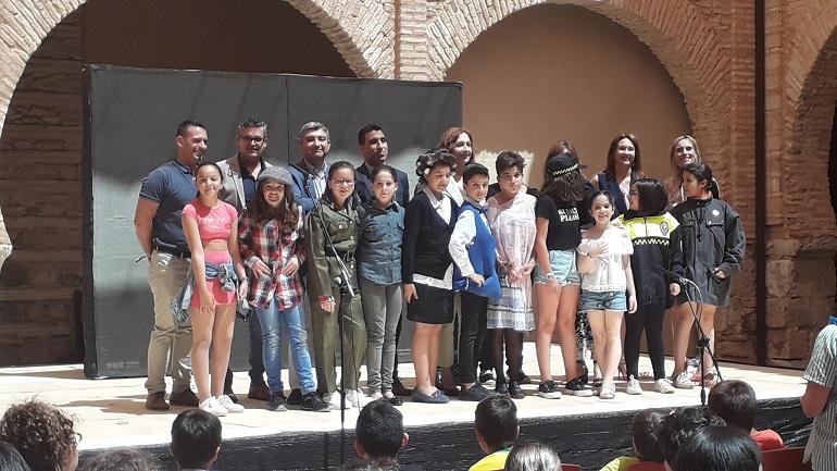Almagro Ayer se celebró en el Museo Nacional del Teatro el I Certamen del Teatro y la Movilidad