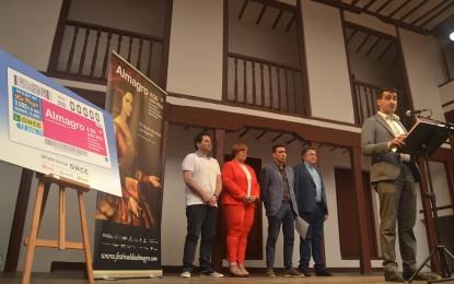 Almagro: El cupón de la ONCE del 12 de junio está dedicado al Festival Internacional de Teatro Clásico