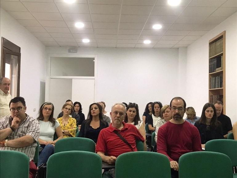 Almagro Más de una veintena de profesionales de hostelería y turismo potencian su formación con la Cámara y la Diputación