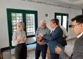 Almagro: Una delegación de la República de Uzbekistán conoce el método LEADER y el Parque Cultural de Calatrava
