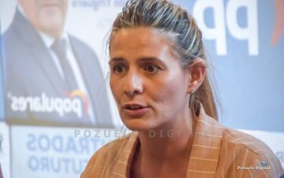 """Carolina Agudo: """"Ciudadanos se ha quitado la careta. Hoy el PP es el único que ocupa el espacio de centro derecha"""""""
