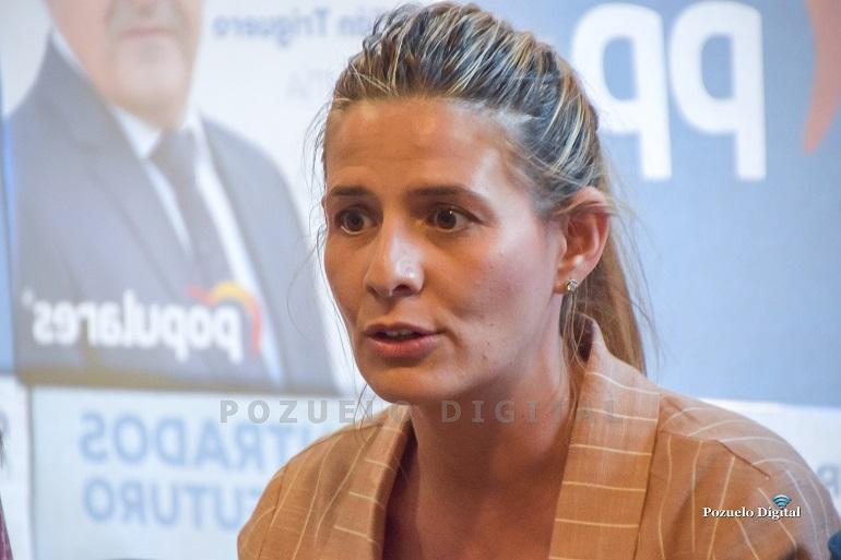 Carolina Agudo Ciudadanos se ha quitado la careta. Hoy el PP es el único que ocupa el espacio de centro derecha