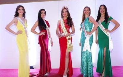 Ciudad Real: Alba Izquierdo, representando a Miguelturra,  ha sido coronada como Miss Grand Ciudad Real 2019