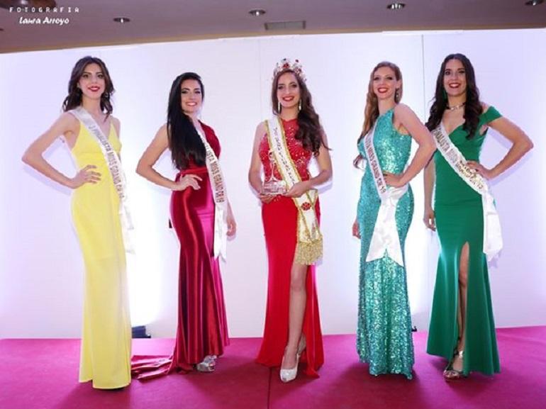 Ciudad Real Alba Izquierdo, representando a Miguelturra, ha sido coronada como Miss Grand Ciudad Real 2019