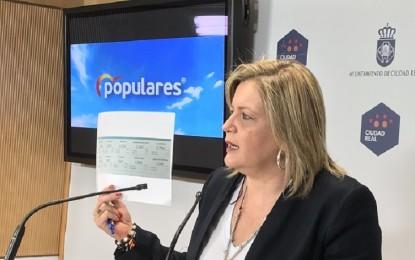 """Ciudad Real: Aurora Galisteo denuncia que """"Ciudad Real es la única gran población de la provincia en la que ha subido el paro"""""""