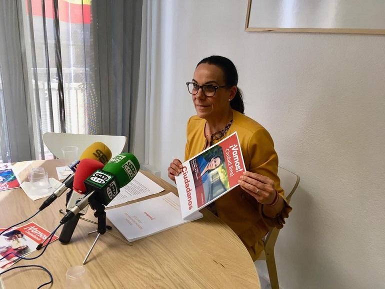 Ciudad Real Pilar Zamora y Eva María Masías de Ciudadanos gobernarán la capital dos años cada una