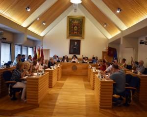 Ciudad Real celebra el primer pleno para aprobar la organización de la nueva Corporación Municipal