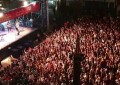 DVICIO hizo disfrutar con su musica al publico herenciano