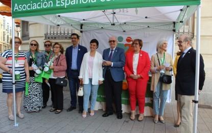 El Gobierno de Castilla-La Mancha agradece a la AECC su trabajo diario y resalta las inversiones realizadas en la detección de la enfermedad