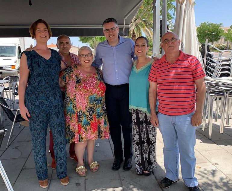 El Partido Popular de Poblete elige a su nueva junta local