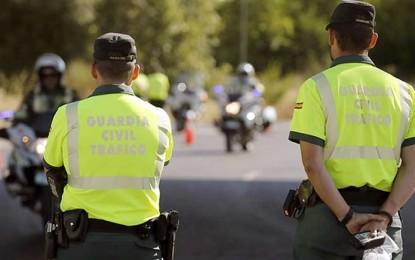 Este lunes comenzó la Campaña Especial de la DGT sobre control de la tasa de alcohol y presencia de drogas en conductores
