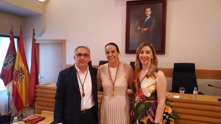 Eva María Masías Ciudadanos va a seguir siendo útiles a los ciudadrealeños y dotando a la ciudad de un Gobierno estable