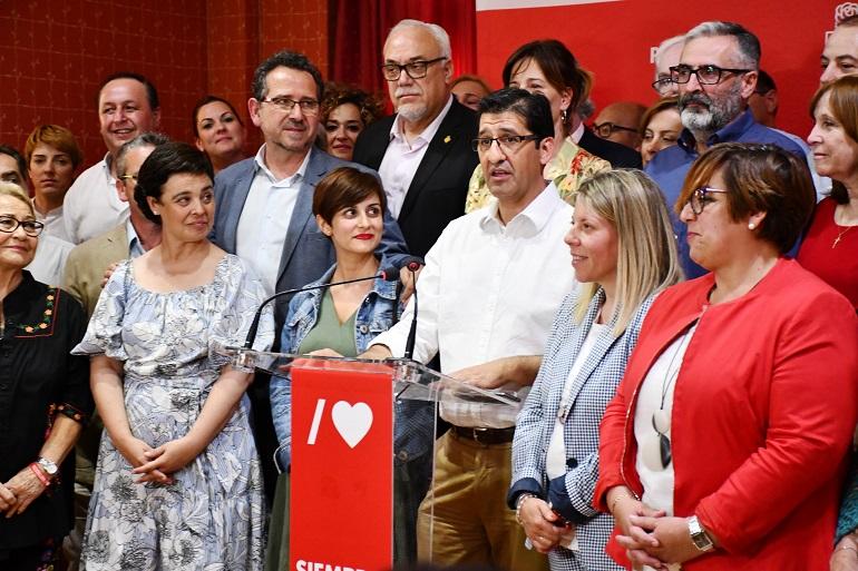 José Manuel Caballero propuesto por unanimidad para presidir la Diputación otros cuatro años más