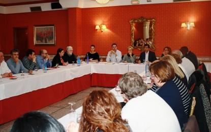 La Comisión Ejecutiva provincial del PSOE propondrá esta tarde el nombre de la persona que presidirá la Diputación de Ciudad Real