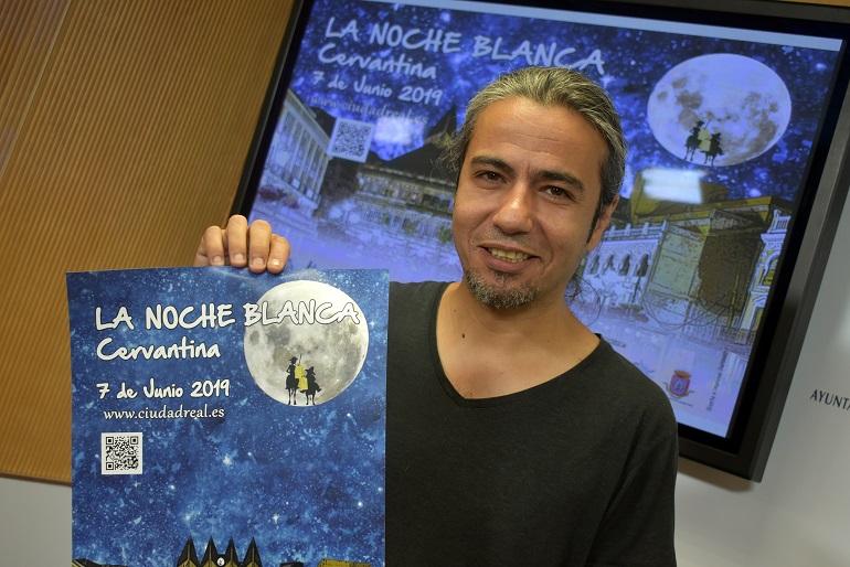 """La Noche Blanca convertirá a Ciudad Real este viernes en """"la ciudad más divertida de España"""""""