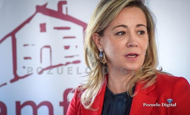 La pozueleña Lola Merino será la portavoz del grupo parlamentario del PP en las Cortes de Castilla-La Mancha