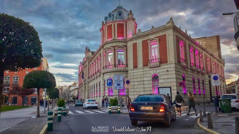 Palacio de la Diputación Provincial de Ciudad Real