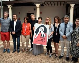 """Pilar Zamora: """"El Festival Corto es una de las señas  de identidad cultural de Ciudad Real """""""