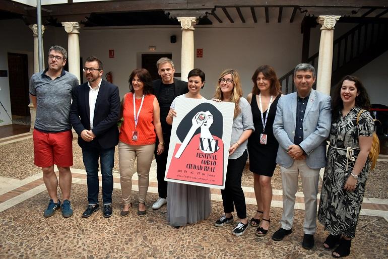 Pilar Zamora El Festival Corto es una de las señas de identidad cultural de Ciudasd Real