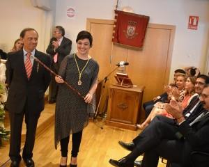 """Pilar Zamora: """"Nuestro compromiso  se llama Ciudad Real"""""""