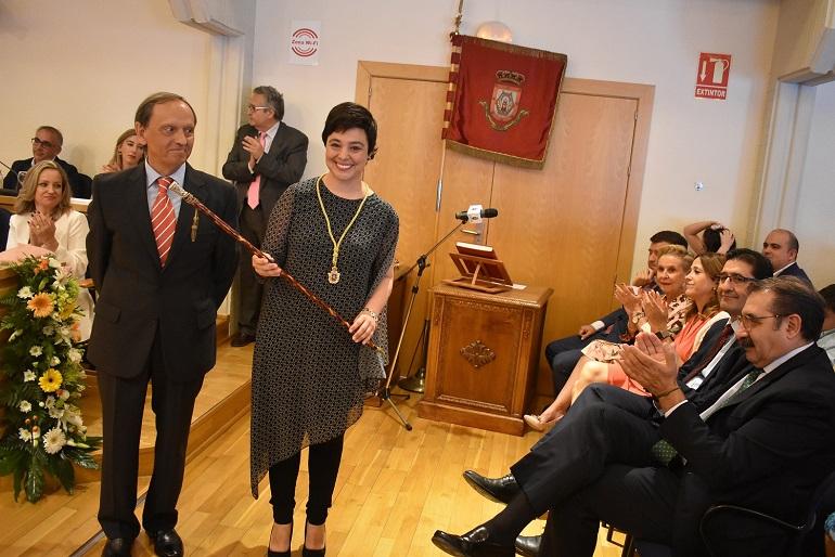 Pilar Zamora Nuestro compromiso se llama Ciudad Real