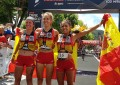 Plata para Gemma Arenas en el Campeonato del Mundo de Trail Running con la selección española femenina