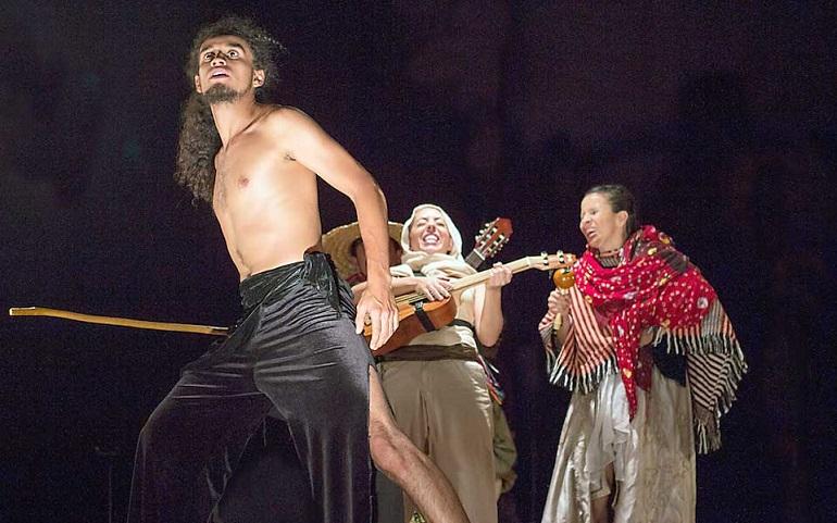 Almagro Canceladas las funciones de La vida es sueño previstas del 26 al 28 de julio del Festival Internacional de Teatro Clásico
