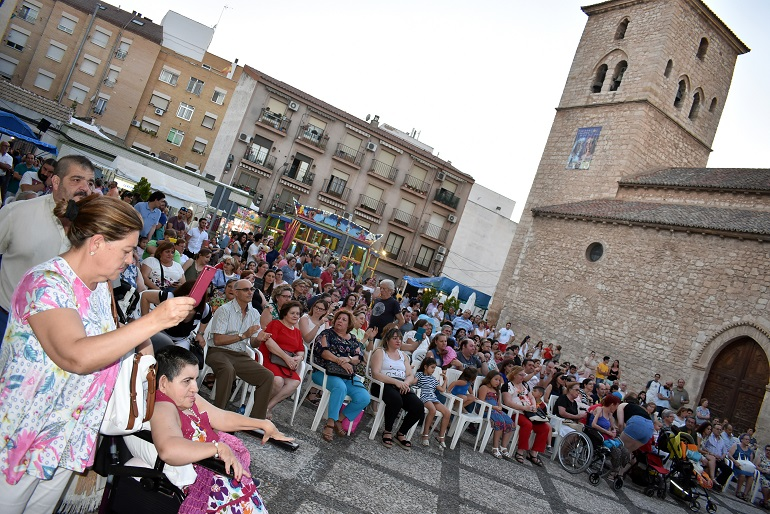 Ciudad Real El Barrio de Santiago celebrará a su patrón durante los día 24 y 25 de julio