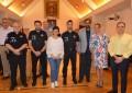 Ciudad Real: Pilar Zamora da la bienvenida a dos nuevos agentes de la Policía Local
