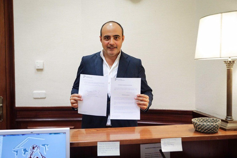 Cs Ciudad Real insta al Gobierno en funciones a la supresión de los pasos a nivel sin barreras en la provincia