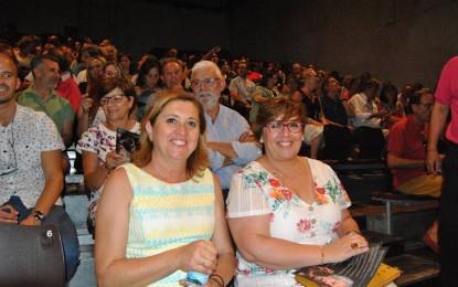 """El Gobierno regional muestra su apoyo al Festival Internacional de Teatro Clásico de Almagro como """"motor cultural y económico"""" de nuestra tierra"""