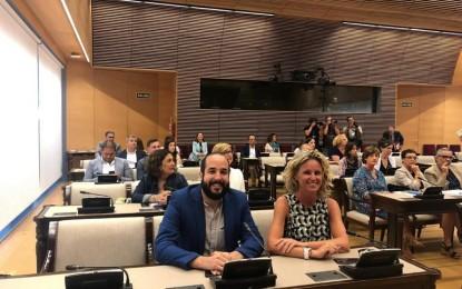 Los Senadores y Diputados nacionales del PSOE provincial de Ciudad Real toman cuenta de sus responsabilidades en las Cortes Generales